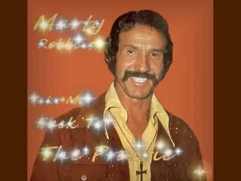 Marty Robbins - Take Me Back To The Prairie