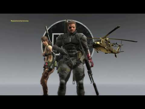 Let's Play Metal Gear Solid 5 Phantom Pain Gameplay German Deutsch #53 - Quiet & die Dusche