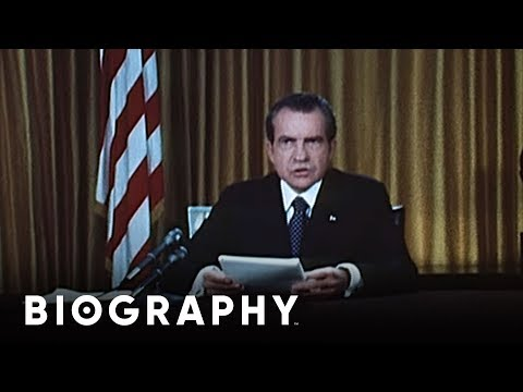 Richard Nixon - Mini Biography