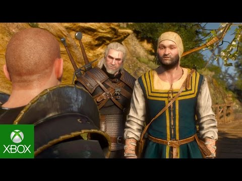 Прохождение миссии из пролога игры Ведьмак 3 показали в рамках 8-минутного трейлера (UPDATE)