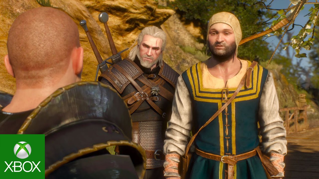 """Download The Witcher 3: Wild Hunt - """"Precious Cargo"""" quest"""