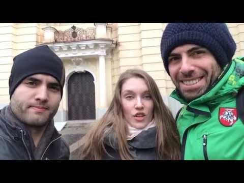 Visiting Vilnius University