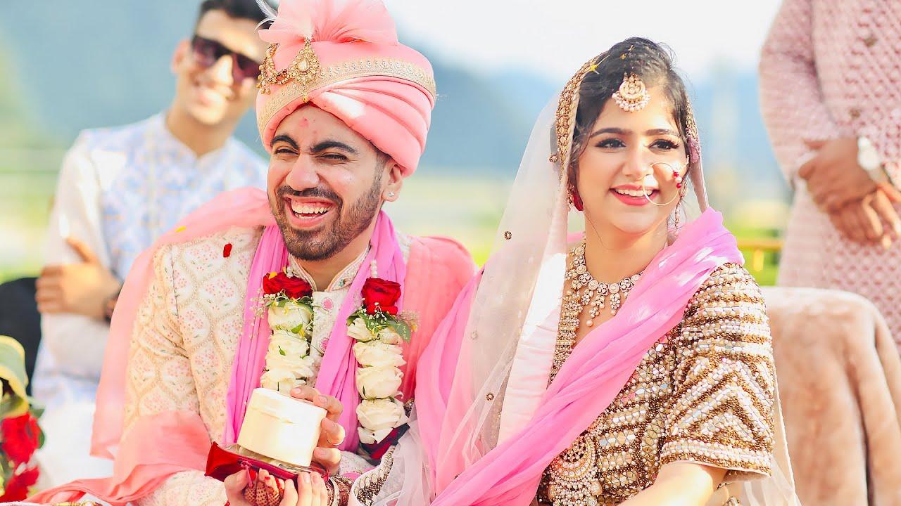 PRATEEK & NISHI WEDDING FILM | NISHI ATHWANI SEHTA #PRANISH
