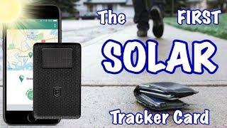 EKSTER CARD - First SOLAR Bluetooth Tracker