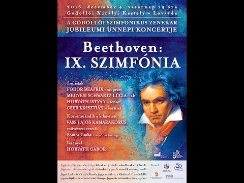Koncertajánló Beethoven IX. szimfónia