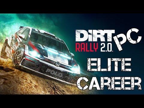 Dirt Rally 2.0 - Elite career #2 - Direct drive - Triple screen part 1