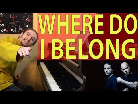 Etienne Venier - Infected Mushroom - Where Do I Belong
