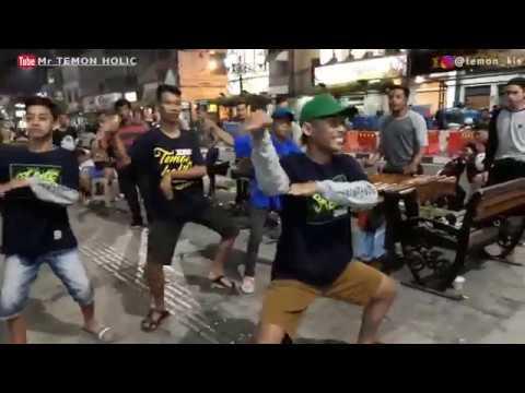 Kembali Lagi !! Mas TEMON Sinau Bareng Bersama Musik Angklung MALIOBORO || Part II