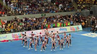 NU Bulldogs Pep Squad | 2018 UAAP Cheerdanace Competition (CHAMPION)