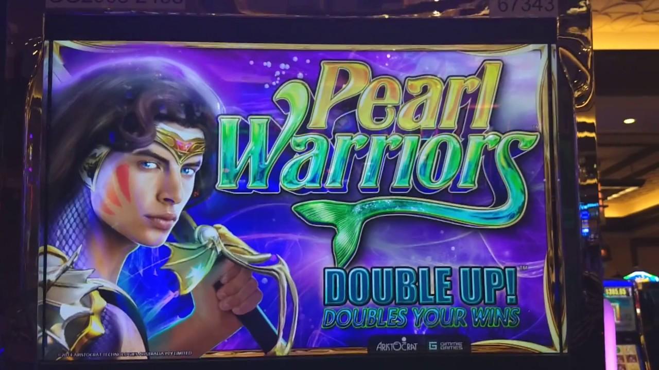 Pearl Warriors Slot Machine