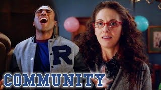 Troy & Annie At The Fateful College Party | Community