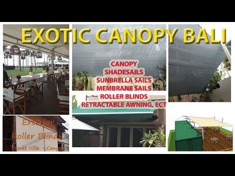Kanopi Baja Ringan Di Bali 6281237893088 Canopy Shadesails Awning Roller Blinds