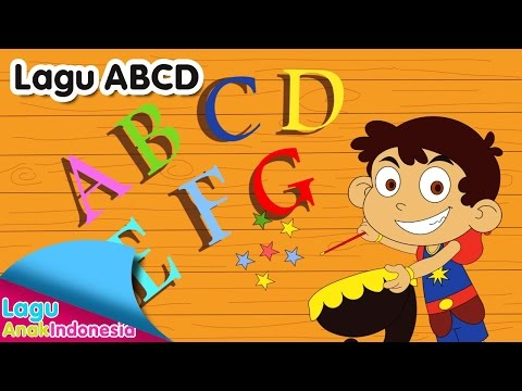 Lagu ABCD | Lagu Anak Indonesia