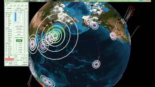 7.2 Earthquake Kuril Islands Japan