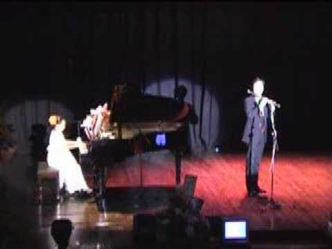 Chinese flute soloist Zhan Yong Ming 詹永明笛子独奏: 春到湘江