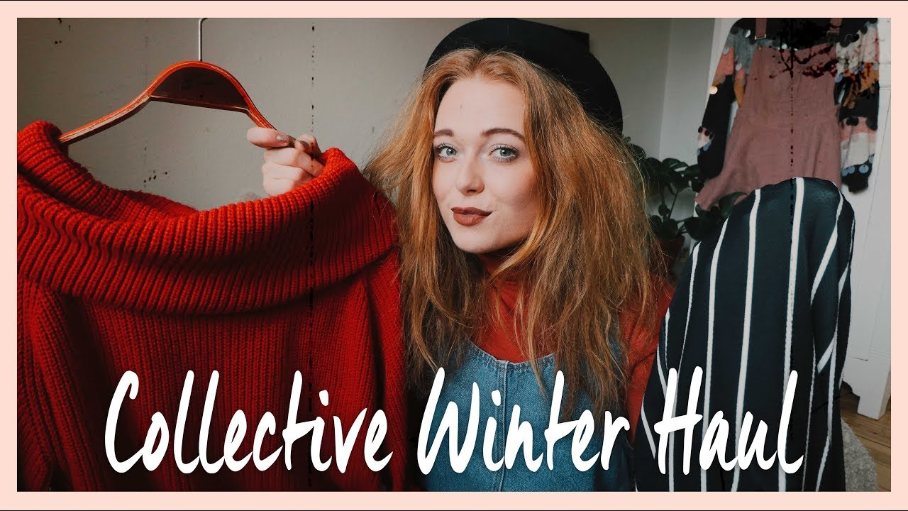 Collective Cute Winter Try On Haul + Styling Tips