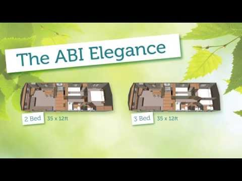 ABI Elegance - Brand new 2014 caravan at South Lakeland Parks