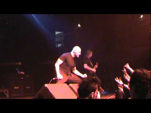 EXUMER intro / winds of death (live BH - 01-06-2012)