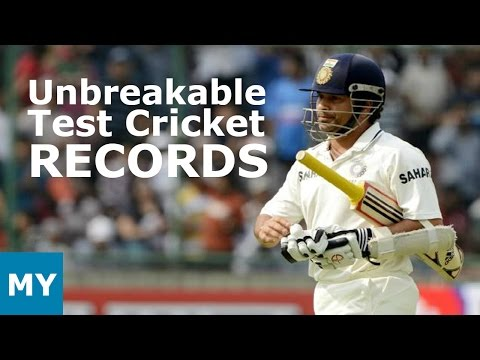 Top 10 Unbreakable Test Cricket Records
