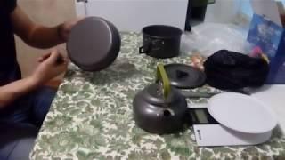 Обзор посуды с Али Экспресс. Кастрюля, сковородка и чайник.