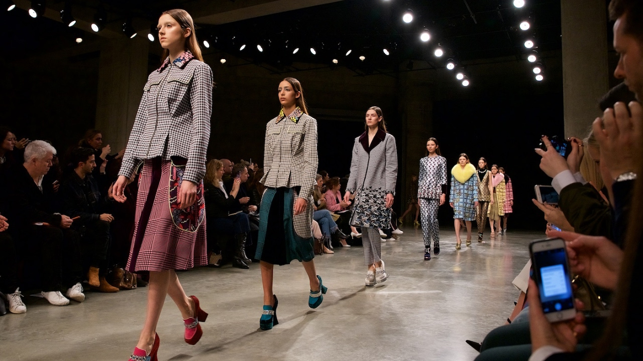 London Fashion Week February  Highlights