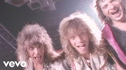 Bon Jovi - You Give Love A Bad Name (Official Music Video)