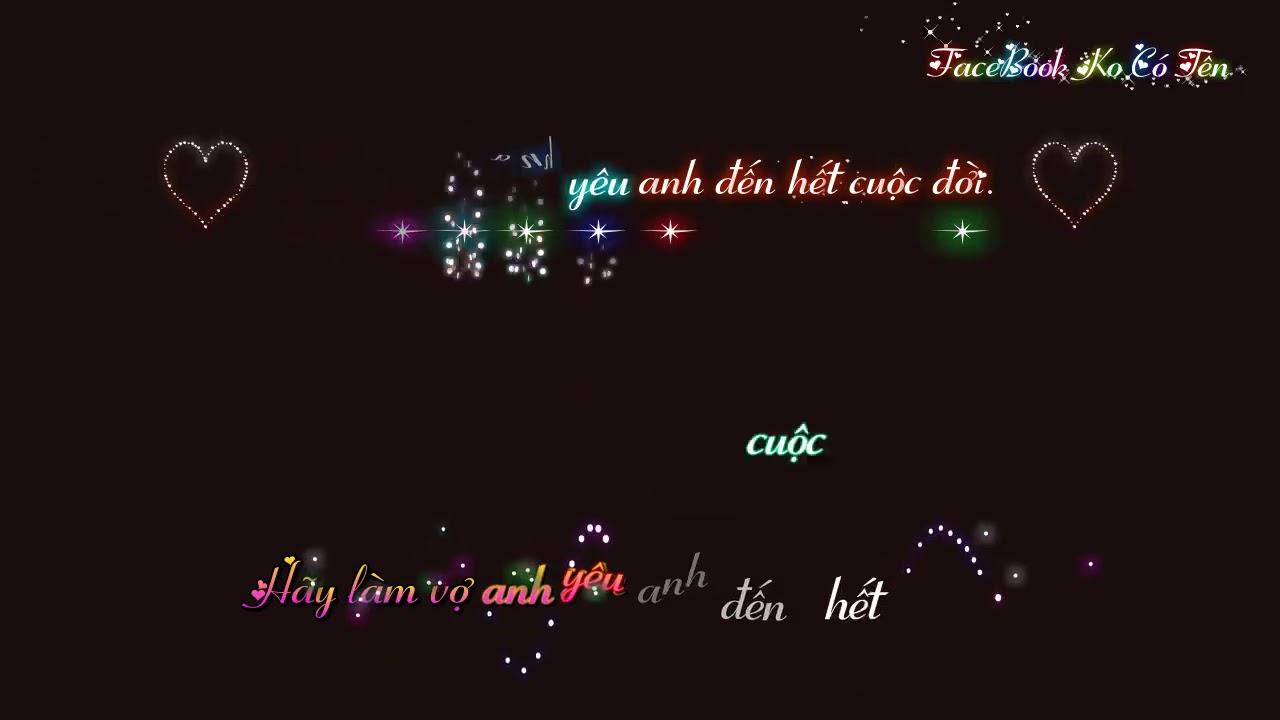 [VietSub] Em Sẽ Là Cô Dâu - Minh Vương + Huy Cung