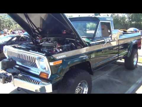 Rare J4000 4WD Jeep Pickup Truck