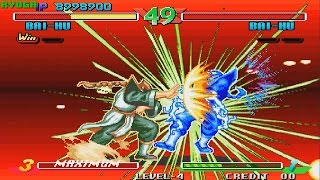 BREAKERS (ブレイカーズ) (ARCADE NEOGEO MVS) 1CC BAI-HU Complete Playthrough (FULL GAMEPLAY)