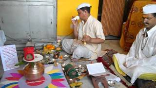 Nakshatra Puja of Mr Nishad Gumaste - Shankh Dhwani the beginning