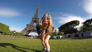 4. «Слалом в Париже», Диана Борисевич / Конкурс «Сила Роста»