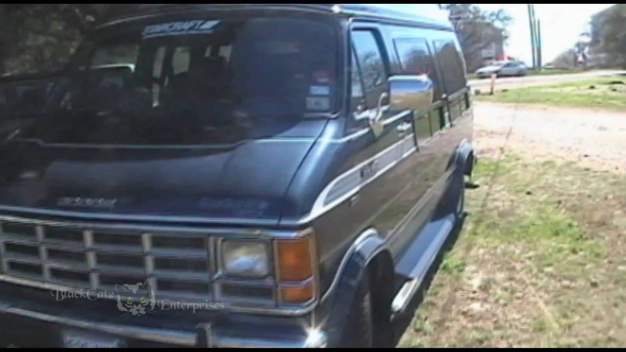 1993 Dodge Van Tour - 03-01-2011