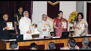 PM Modi attends the Visitors Conference at Rashtrapati Bhavan