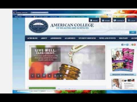 ACHS.edu Herb Drug Interaction Webinar with Dr Forrest Batz ACHS: Free Recording of Full Webinar