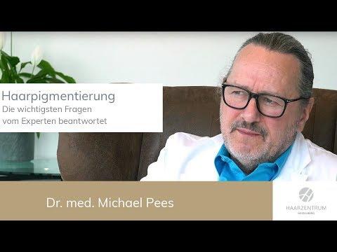 Haarpigmentierung ► Antworten auf die wichtigsten Fragen ✓   👨⚕️ Dr. Pees