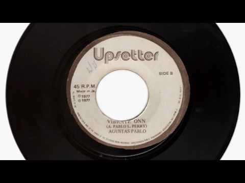 (1977) Augustus Pablo: Vibrate Onn / Dub Onn (Custom Disco)