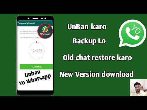 Yo WhatsApp new