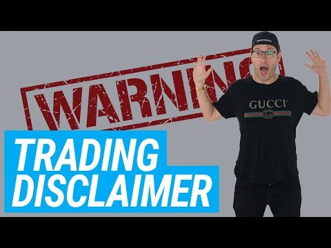 The Timothy Sykes Trading Disclaimer