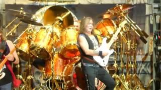 """If Eternity Should Fail"" Iron Maiden@Jiffy Lube Live Bristow, VA 6/3/17"