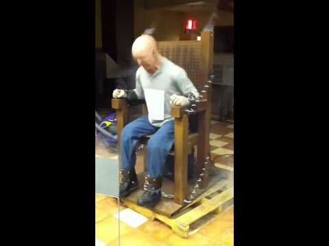 Shocking Video Of Chair