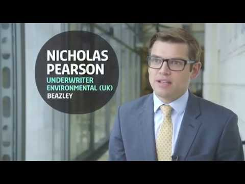 Lloyd's Global Development Centre - Nicholas Pearson on Environmental Liability
