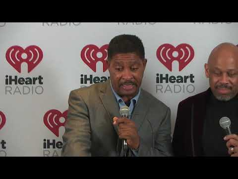 V101's Holiday Jam - Zapp Talk With Big Al Backstage at V101's Holiday Jam