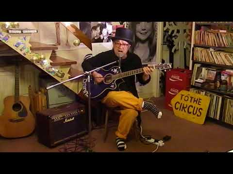 Alan Price  Jarrow Song  Acoustic   Danny McEvoy