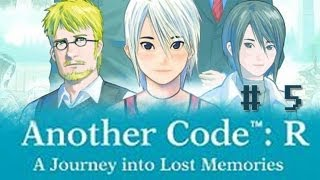 Another Code: R - A Journey into Lost Memories - Part 5 [Chapter 1 - Sudden Flashback]