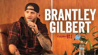 Brantley Gilbert - New Album, If He Has a Daughter, and more