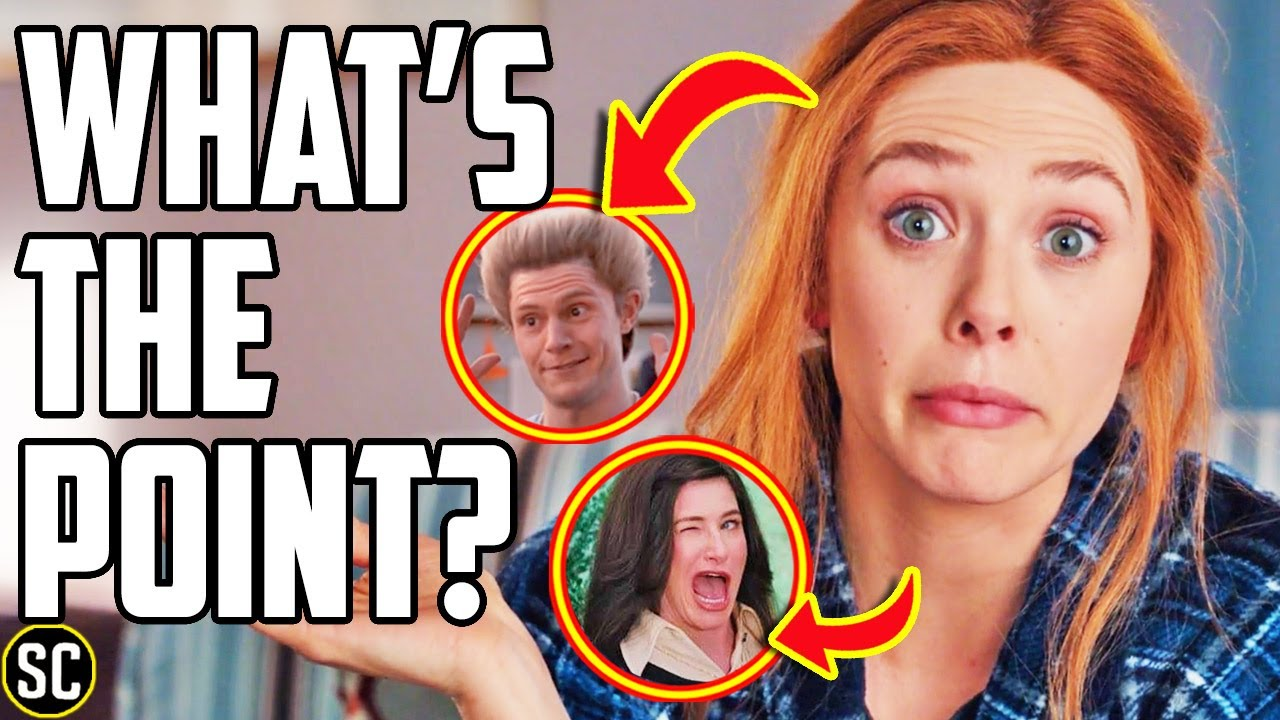 Download WANDAVISION: What's the Point?   EVERYTHING Explained + Full Marvel Series BREAKDOWN