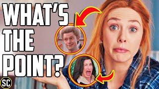 WANDAVISION: What's the Point?   EVERYTHING Explained + Full Marvel Series BREAKDOWN
