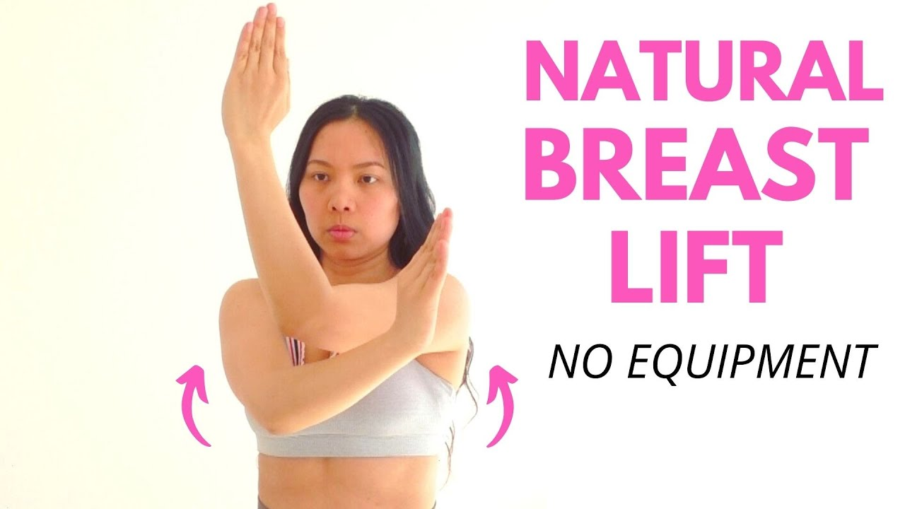 Lift Your Breasts in 11 Days, Burn Armpit Fat, Bra Fat, Toned Slim Arms