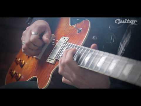 Eastman Antique Varnish Series SB59/V electric guitar demo