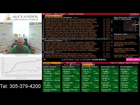 Michael Corcelli Alexander Alternative Capital GP Miami Hedge Fund